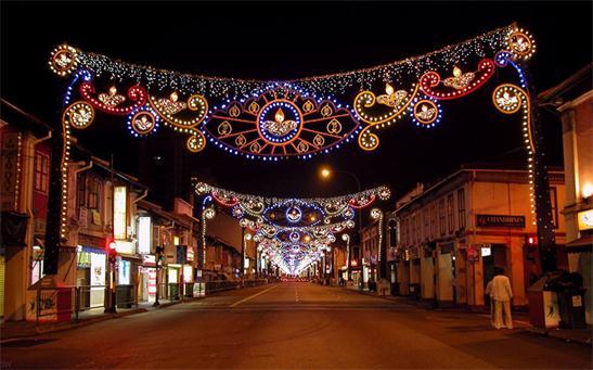 Street Decorations Lighting For